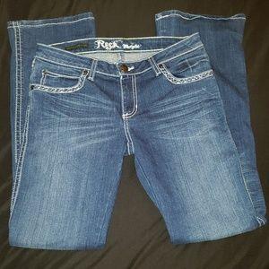 Rock 47 Wrangler Jeans